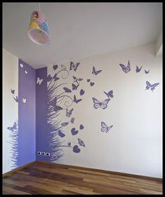 interior renovation @ Torino (IT) with arch. Alessandro Armando, Stefano Toscano, Emanuele Zaniboni_ wall painting with Truly Design_03
