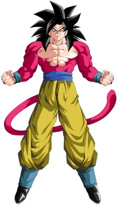 Goku Super Saiyajin 4 by on DeviantArt Dragon Ball Gt, Dragon Ball Image, Super Saiyan 4 Goku, Foto Do Goku, Goku Drawing, Super Anime, Dbz Characters, Akira, Animes Wallpapers