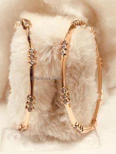 New diamond tennis bracelets! Gold Bangles Design, Gold Earrings Designs, Gold Jewellery Design, Silver Bangles, Gold Bangle Bracelet, Diamond Bracelets, Fashion Jewelry, Women Jewelry, Jewelry Sets
