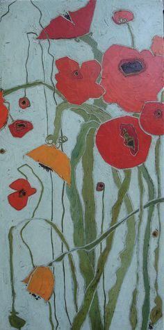 Poppies x's 2