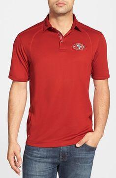Tommy Bahama 'Firewall - San Francisco 49ers' Short Sleeve NFL Polo