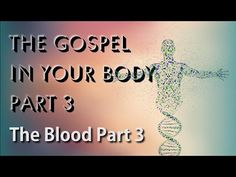 The Gospel In Your Body Part 3 | The Blood Part 3 | Pastor Mike Hoggard discusses the amazing way God has designed the human body -- its bones, organs, blood, and much more -- all of which shows the handiwork of the Creator, Jesus Christ. In this video, we conclude looking at the unique design of our blood and circulatory system and how the Gospel of the Bible is revealed in our blood. Discover the amazing similarities between Christ's death on the Cross, the atonement for sins and the role…