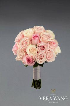 Beautiful pink rose wedding bouquet by Vera Wang at Interflora Church Wedding Flowers, Vera Wang Wedding, Birthday Bouquet, Wedding Planning Websites, Bride Bouquets, Free Wedding, Floral Wedding, Floral Arrangements, Marie
