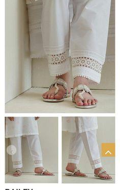 Pakistani Fashion Party Wear, Pakistani Dresses Casual, Pakistani Dress Design, Salwar Designs, Kurta Designs Women, Salwar Pants, Plazzo Pants, Sleeves Designs For Dresses, Dress Designs