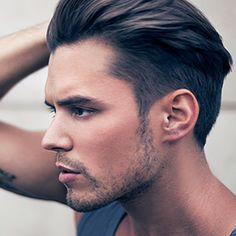 Awesome Guys Guy Hair And Hair On Pinterest Short Hairstyles Gunalazisus