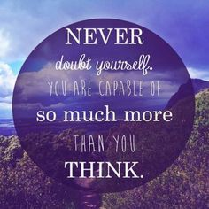 How many of you could use this reminder? I know I sure can.   You are amazing! Know that.