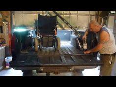 Harbor Freight truck crane SUCCESS update - YouTube