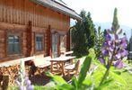 Ortsteil Sonnleitn Hütte Sonnleitn Almhüttendorf Turracher Höhe