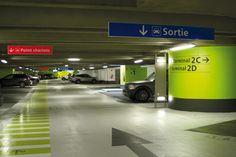 Aéroports de Paris - Parkings | e/n/t/design – paris