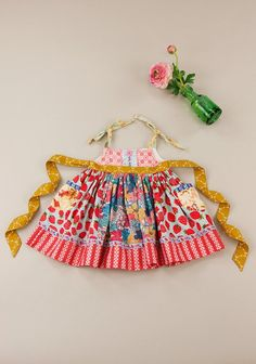 Have A Cup Of Tea Liberty Silly Knot Dress (RV $82)