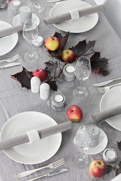 Autumn Table setting - http://stylizimoblog.com/category/tablesetting/