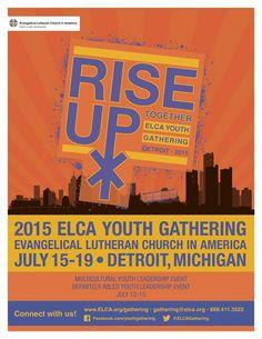Iroquois Avenue Christ Lutheran Church » ELCA Gathering: July 15 ...