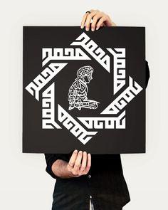 islamic calligraphy 2013 FREE EPS on Behance