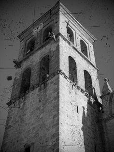NOVÉS (Toledo). Iglesia de San Pedro Apóstol (Torre y Campanario).