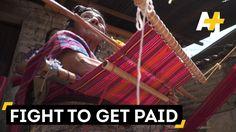 Guatemalan weavers are fighting back