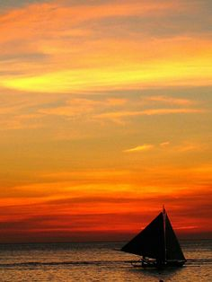 ✯ Boracay Sunset Day 4 .. By Perry Aragon✯