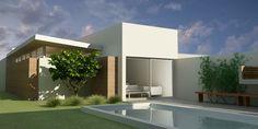 Un proyecto moderno para una familia en modo ahorro (de Pablo Briguez)