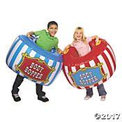 Carnival Inflatable Body Bopper Set
