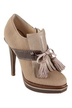 Cole Haan Kiltie Bootie - So adorable for the fall/winter.