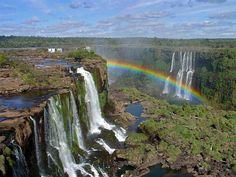 Iguazu Falls – Big Water of the Borders ARGENTINA
