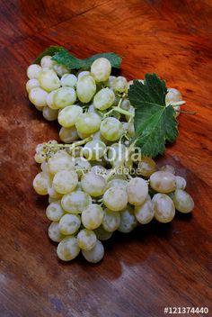 Uva bianca da tavola