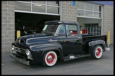 1956 Ford F100 Pickup 302 CI, Automatic  #Mecum #Dallas