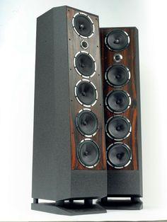 High End Speakers, Big Speakers, High End Hifi, Tower Speakers, Monitor Speakers, Audiophile Speakers, Hifi Stereo, Hifi Audio, Audio Design