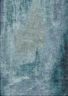 Rug Washed Denim Teal « « Bazaar Velvet