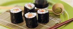 Sushi al salmone affumicato Sale&Pepe