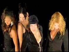 Young Divas - This Time I Know Its For Real. I like Donna Summer's original, but this is pretty good, too.