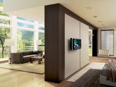 The perfect wardrobe looks minimalist yet has a carefully planned custom built interior