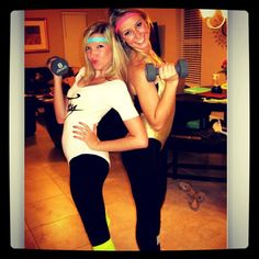 80s Workout Costume