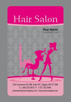 We are a full-service Calgary based marketing company. Our professional services include custom website design, brand development, social media, graphic design and online marketing. Transparent Business Cards, Hair Stations, Salon Business Cards, Design Salon, Salon Names, Business Hairstyles, Salon Style, Graphic Design Studios, Hair Studio