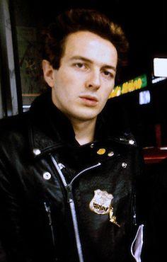 Image result for joe strummer young
