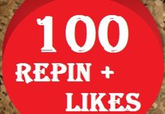 AMAZING! give you 100 pinterest REPIN, 100 likes to your pin, 100 real followers to your Pin boards and tweet your pin to my 60,000 twitter followers on fiverr.com