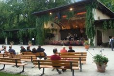 The Kurpark in the heart of Garmisch and why you should go there.  Many Bavarian towns have a Kurpark where in the old days, people used to walk around to get the healing effects of fresh air!  Kur means cure in German - Life Lessons of a Military Wife