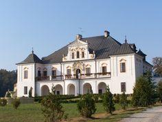 Czyżów szlachecki - Pałac.JPG