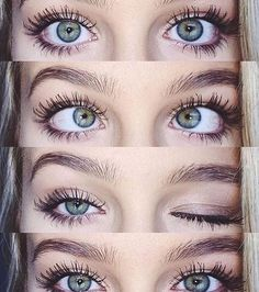 I want her eyes