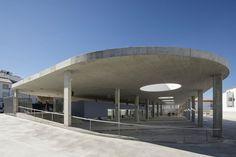 Fernando Suárez Corchete, Fernando Alda · Bus Station in Estepa (Sevilla-Spain)