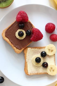 healthy snacks for toddlers / healthy snacks ; healthy snacks for kids ; healthy snacks on the go ; healthy snacks for work ; healthy snacks to buy ; healthy snacks for toddlers Food Art For Kids, Easy Food Art, Children Food, Kid Food Fun, Kids Food Crafts, Cute Food Art, Kids Fun, Diy Food, Good Food