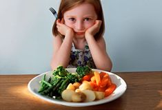 Introduce veggies to your kids early on and make it a part of your every meal. This will make veggies common to them and help you avoid vegetable-related tantrums.