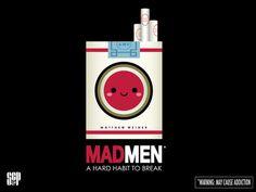 Dribbble - Mad Men by Jerrod Maruyama
