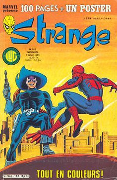 Strange #182 - Le journal de Spider-Man