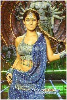 www.chennaivision.com - Tamil Actress Nayanthara Stills