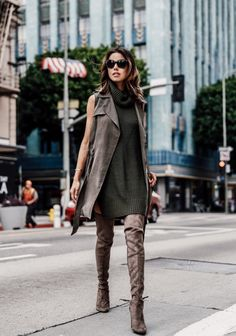 10 Affordable Over-The-Knee Boots For Girls On A Budget