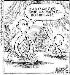 #Zen #MonkeyMind