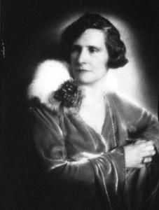 La contessa Margit Betlem - 1930 di Ghitta Carell