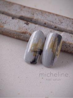 墨絵屏風 | 丸山美咲のネイル画室-micheline nail.-