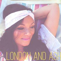 London and Ash Endless Love Headband by LondonAndAsh on Etsy