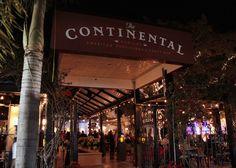 fabulous restaurant design at The Continental in Naples, FL {via thenewnaples.com}